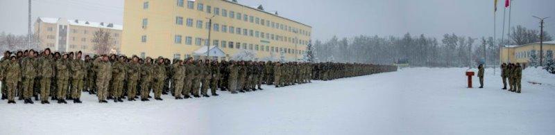 В Государственной пограничной службе Украины начались сборы резервистов