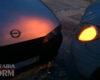 В Килии возле «Тургеневского» Mercedes выехал на встречку и ударил Opel