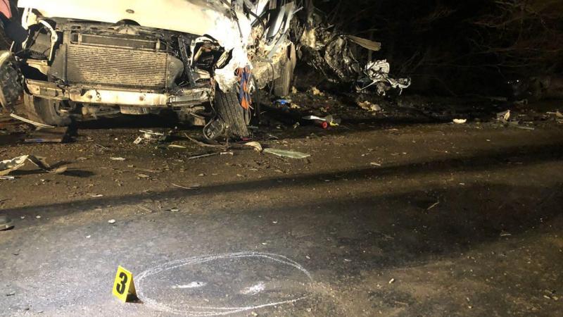 В тройном ДТП в Одесской области погибли двое полицейских (фото, видео)