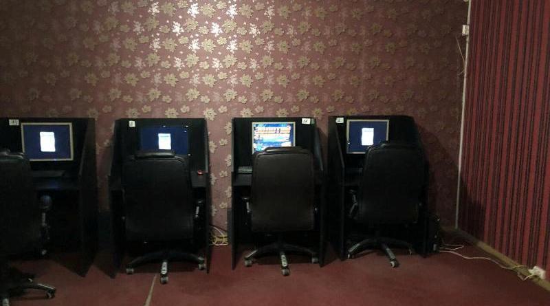В Одесской области провели рейды против незаконных игорных заведений (ФОТО)