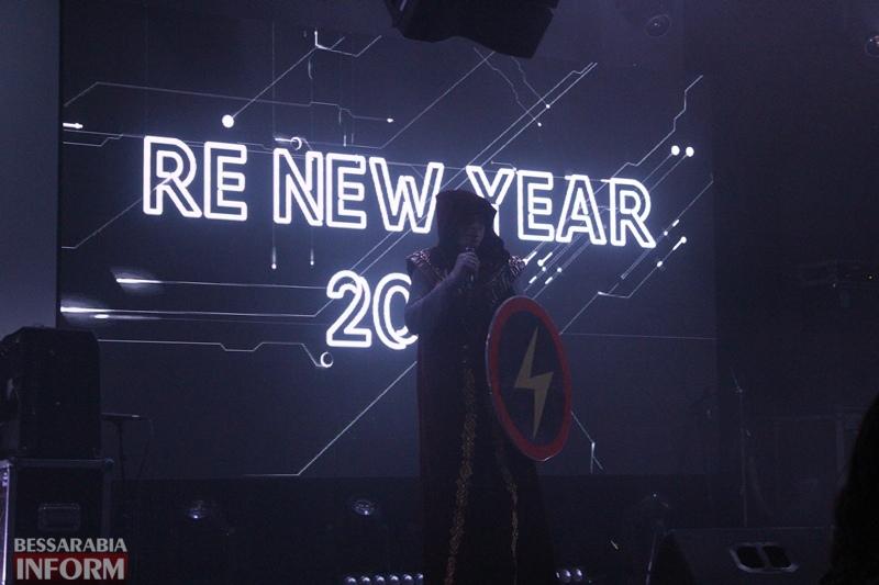 #ReNewYear 2019 с Русланой: в Измаиле прошло новогоднее шоу на чистой энергии
