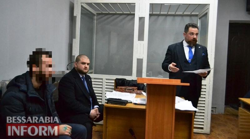 В Белгород-Днестровском взяли под стражу сына местного священнослужителя, который напал на мужчину