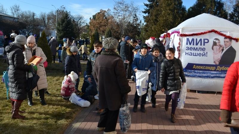 Детворе Белгород-Днестровского подарили незабываемый праздник