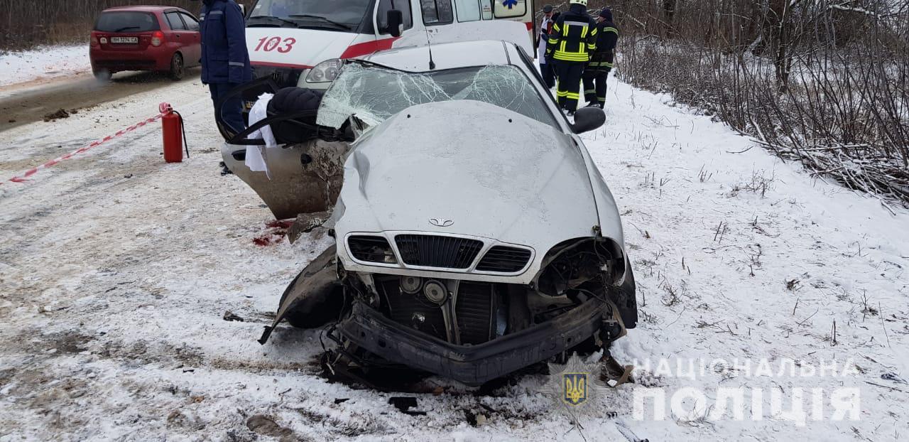 Один погибший и пятеро пострадавших: в Одесской области произошло смертельное ДТП
