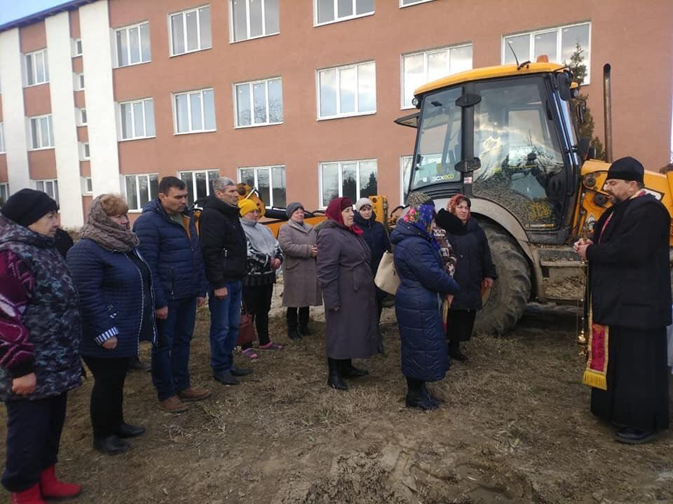 Новые амбулатория и автомобиль: в селе Лески Килийской ОТГ стартовало строительство медучреждения