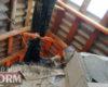 В Килии из-за неисправности дымохода всю ночь тлел потолок в доме, где находились люди
