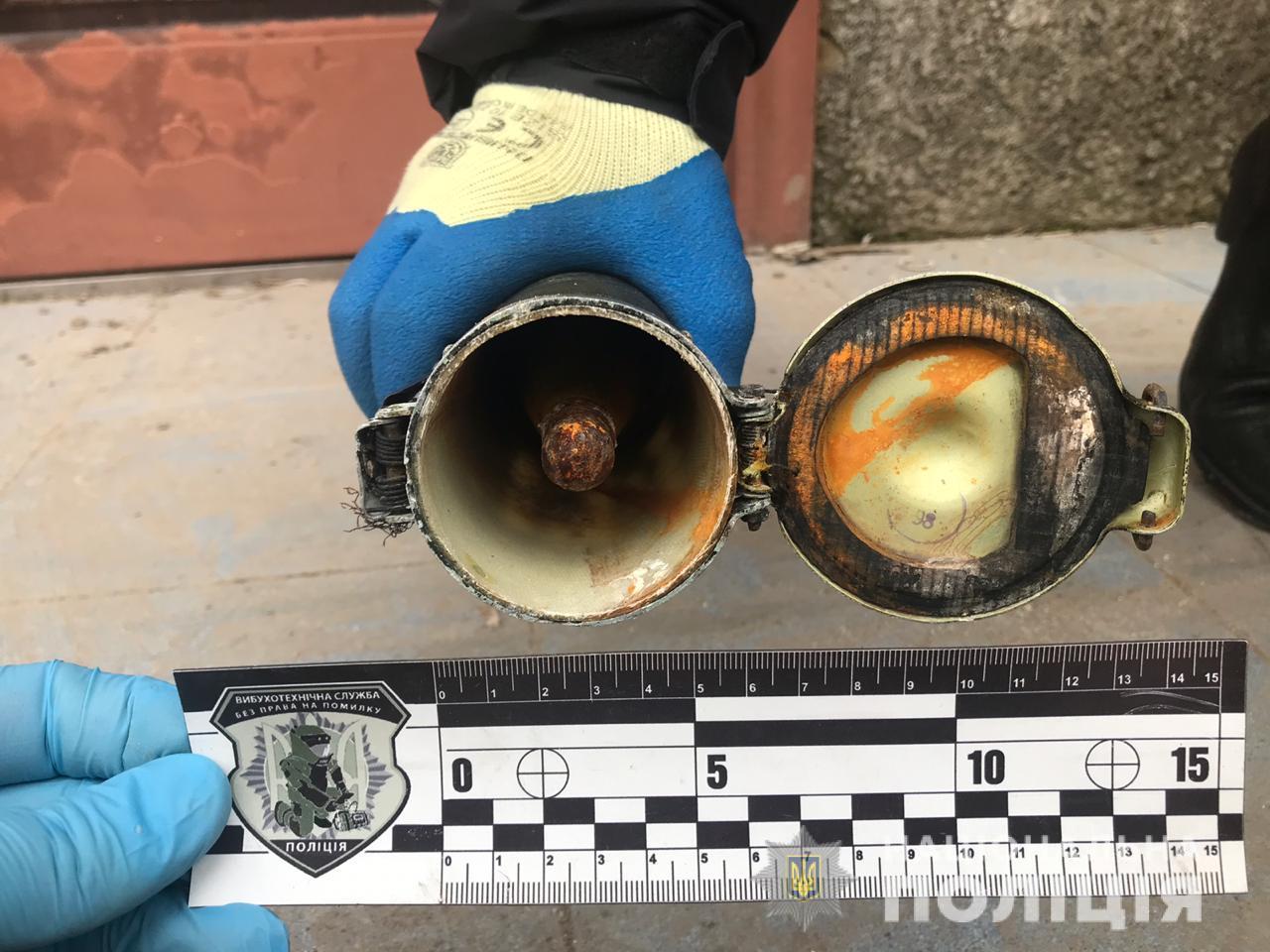 Особо опасная находка: в Черноморске пиротехники уничтожили противотанковые гранатометы, находящиеся на грани взрыва
