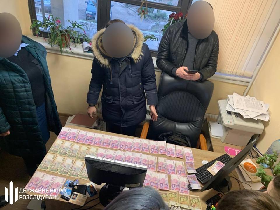 Правоохранители задержали при получении взятки главного инспектора таможенного поста «Аккерман»