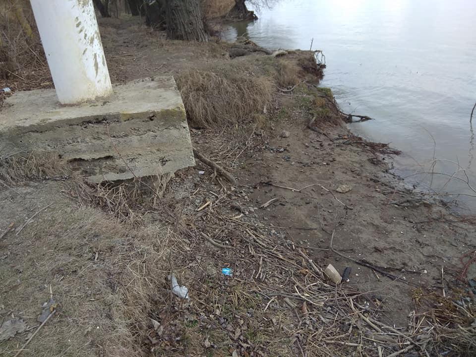 Опасный Дунай: состояние дамб в Килийском районе вызывает беспокойство (фотофакт)