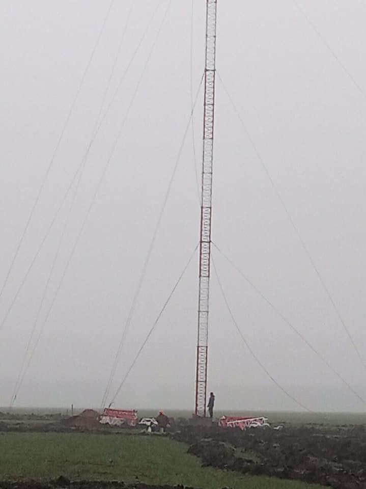 В Арцизском районе началась подготовка к строительству ветряной электростанции