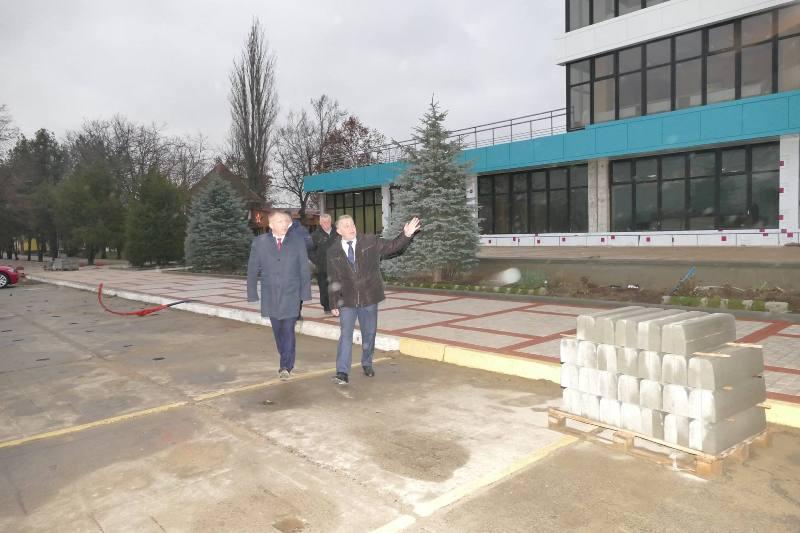 В Измаиле обновленный морвокзал возобновит работу к туристическому сезону