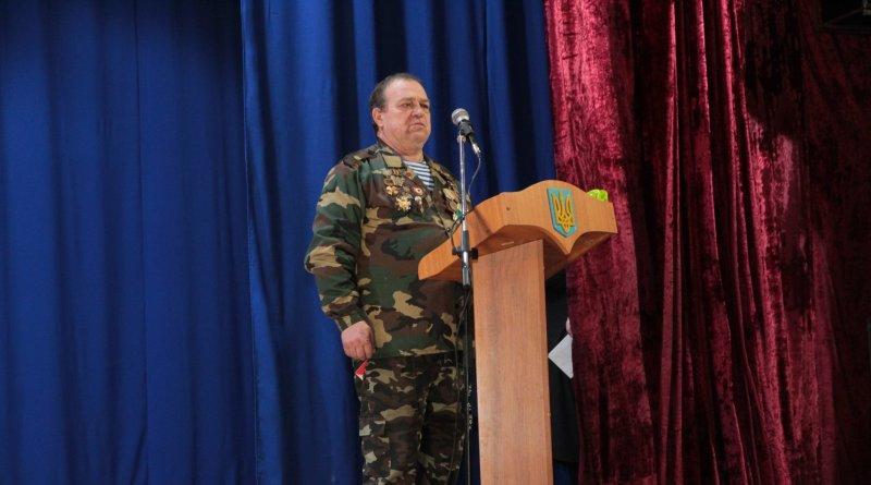 В Татарбунарах почтили участников боевых действий в Афганистане