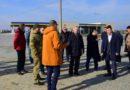 Пограничники совместно с взаимодействующими службами дали свое добро на открытие паромной переправы «Орловка — Исакча»