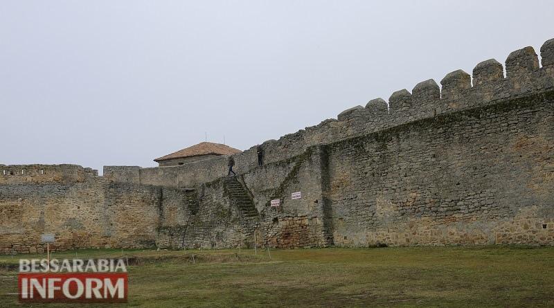 В Аккерманской крепости появится новая смотровая площадка