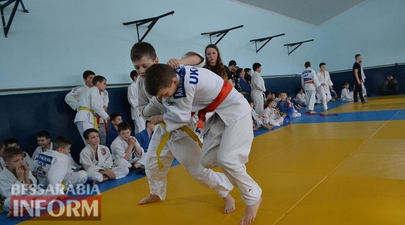 В Аккермане прошел турнир по дзюдо имени Сильвии Морозовой