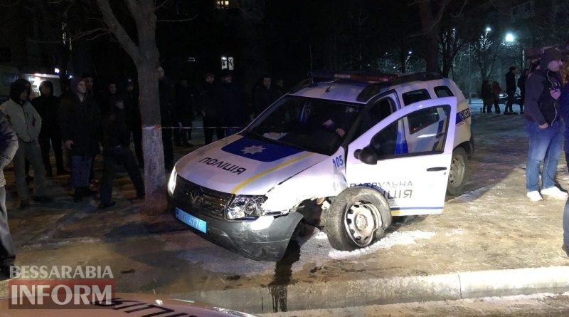 """Год патрульной полиции в Измаиле: хамство приезжих инспекторов, засады в """"хлебных местах"""" и ни одного смертельного ДТП"""