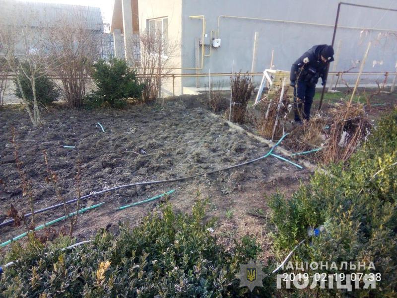 Взрыв в Рени: во двор местного жителя бросили гранату
