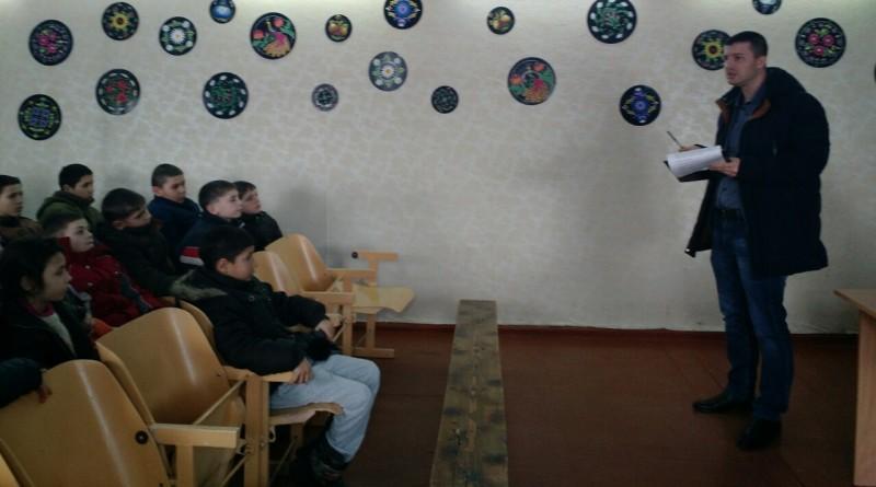 Стоп булинг: в Измаильском районе разъяснили права и обязанности участников учебного процесса