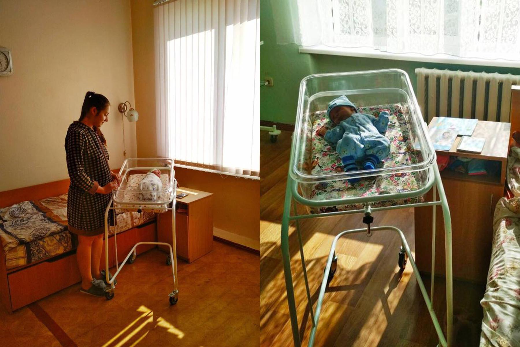 """""""Мечта стала реальностью"""": В Килийском роддоме заменены кроватки для новорожденных"""