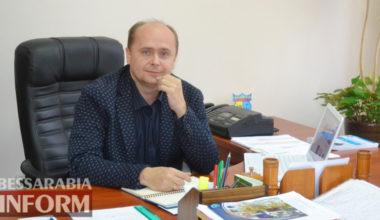Главврач Килийской районной больницы Виктор Штегеран: «За три-пять лет Килийская ЦРБ станет одной из лучших больниц области»