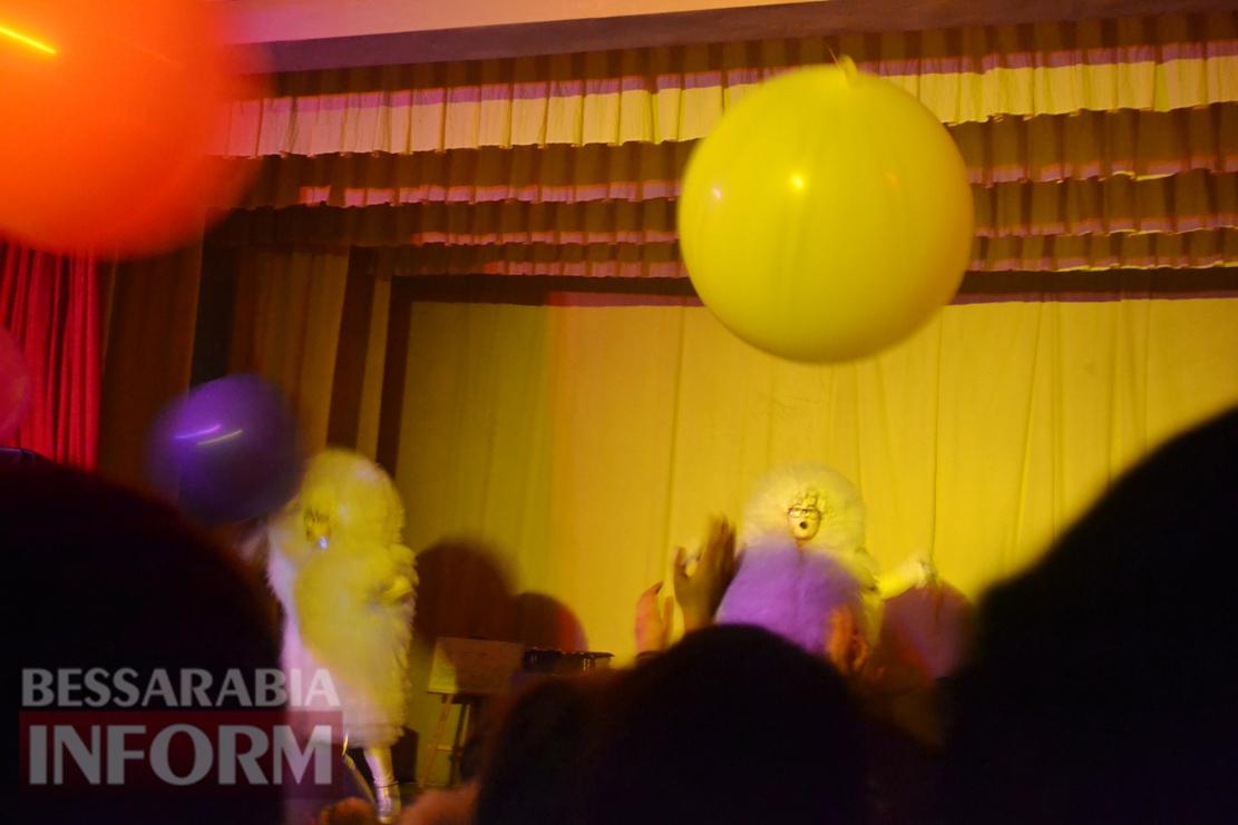 В Килии шоу мыльных пузырей собрало аншлаг (фоторепортаж)