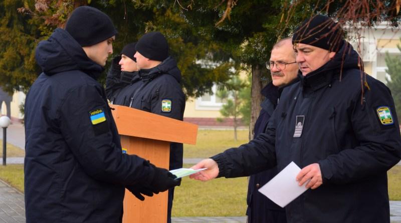 В Измаиле выпустились первые выпускники Учебного центра Морской охраны