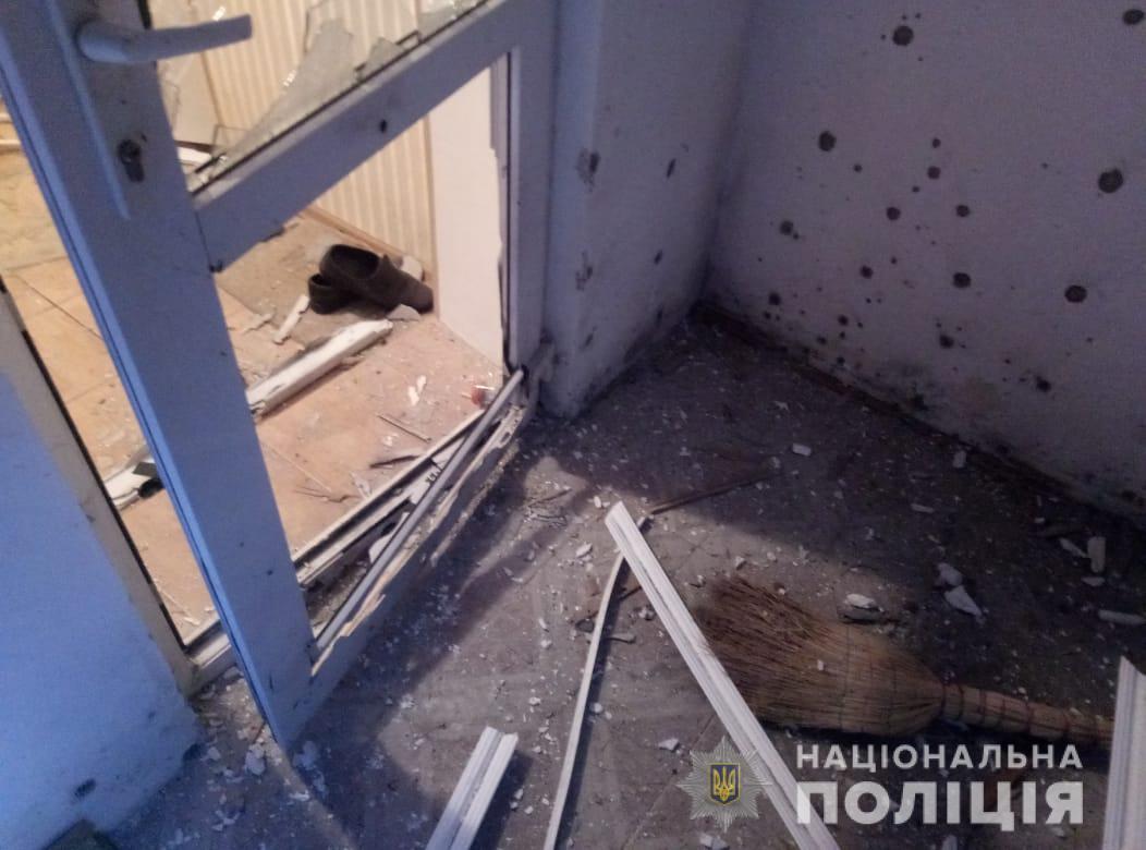 В Рени во двор частного дома бросили гранату