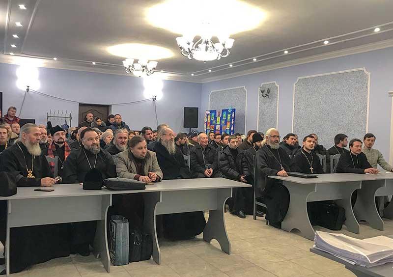 Духовенство Болградского и Ренийского районов единодушно поддержало УПЦ (МП)