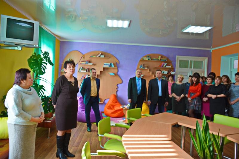 В Измаильском районе открылся первый  культурно-образовательный медиа-центр