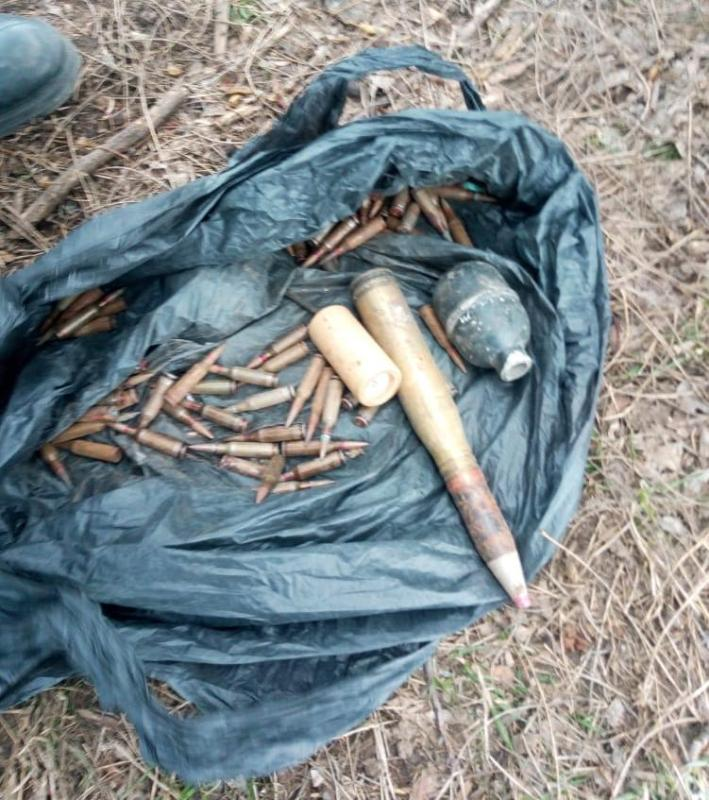 В Болграде задержали местного жителя с патронами от зенитной установки и пулемета