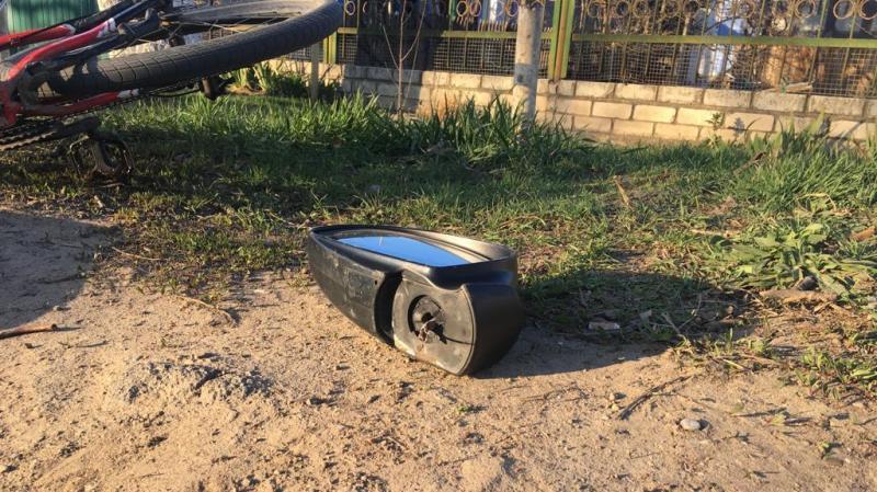 В Одесской области сбили 11-ти летнего велосипедиста: полиция ищет виновника ДТП