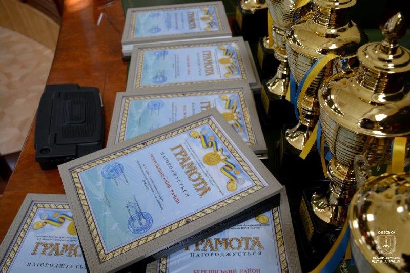 Измаил и Белгород-Днестровский занимают призовые места в рейтинге самых спортивных городов Одесской области