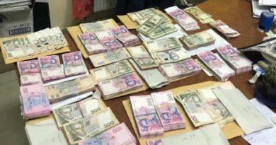 На севере Одесской области обнаружили «черную кассу» для подкупа членов избирательных комиссий