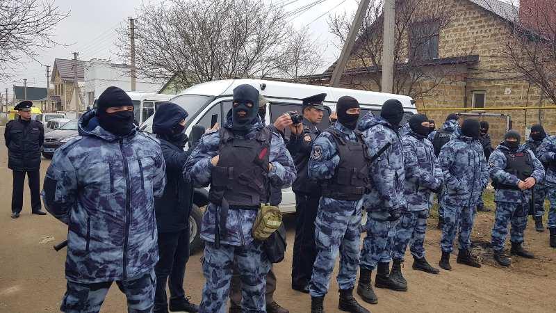 Оккупанты в Крыму устроили рекордные за последние пять лет обыски у крымских татар