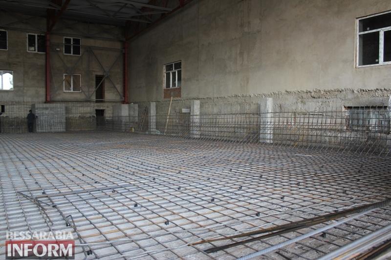 Бассейн во Дворце спорта и роллердром - на каком этапе строительство самых ожидаемых спортивных сооружений в Измаиле
