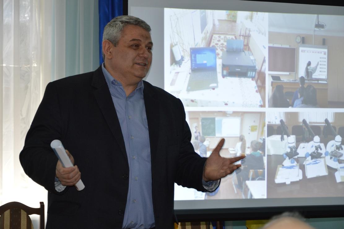 Масштабные планы: в Килии на общей конференции обсуждали развитие образования и медицины