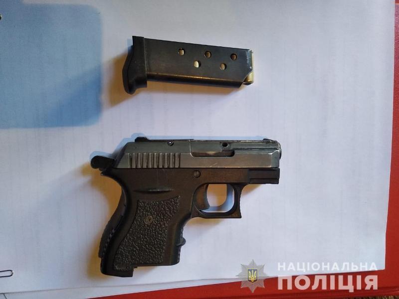 Гранаты, пистолеты, патроны и наркотики: В Измаиле прошли санкционированные обыски