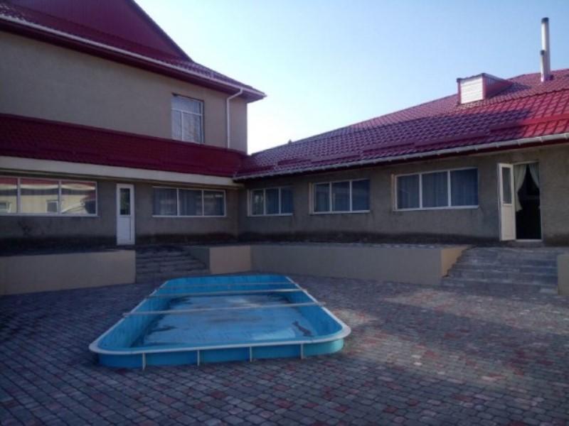 Измаильский р-н: территория детского садика в Кирничках обрела современный вид - во дворе даже установили бассейн