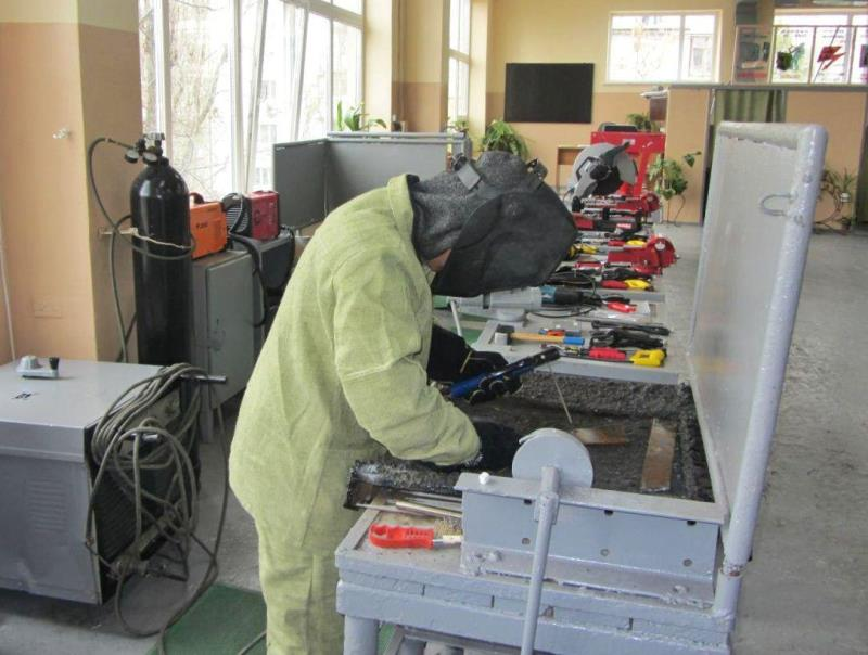 В Измаиле открыли центр электрогазосварочных технологий за миллион гривен