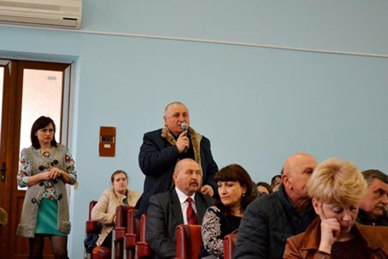 Программа поддержки аграриев: в Болграде состоялась встреча главных лиц Одесской области и руководителей сельхозпредприятий Бессарабии