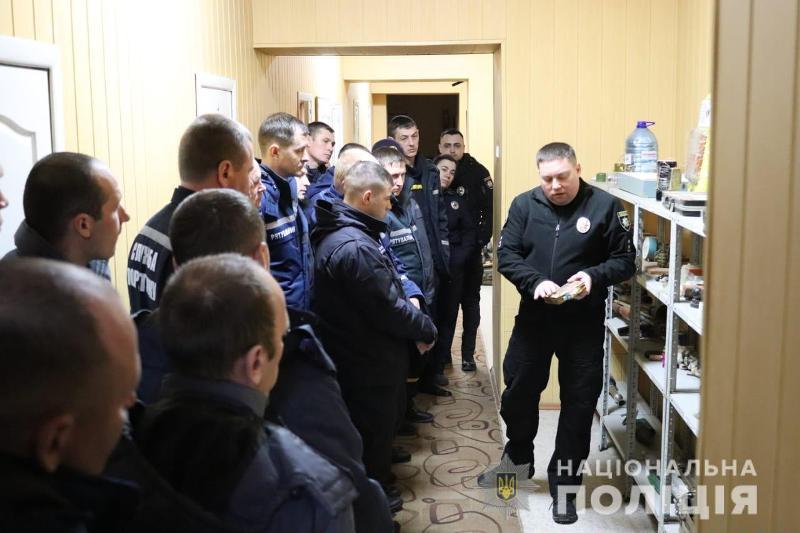 В Одесской области на избирательных участках будут дежурить взрывотехники