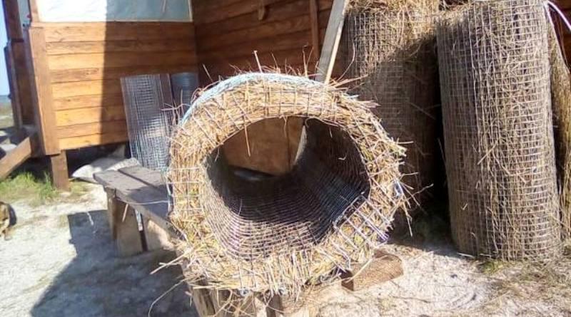 """В """"Тузловских лиманах"""" очередной эксперимент: новые гнезда готовы принимать жильцов"""