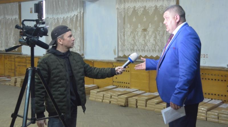 В Татарбунарах глава ОИК возмущен помещением, которое предоставили для проведения президентских выборов