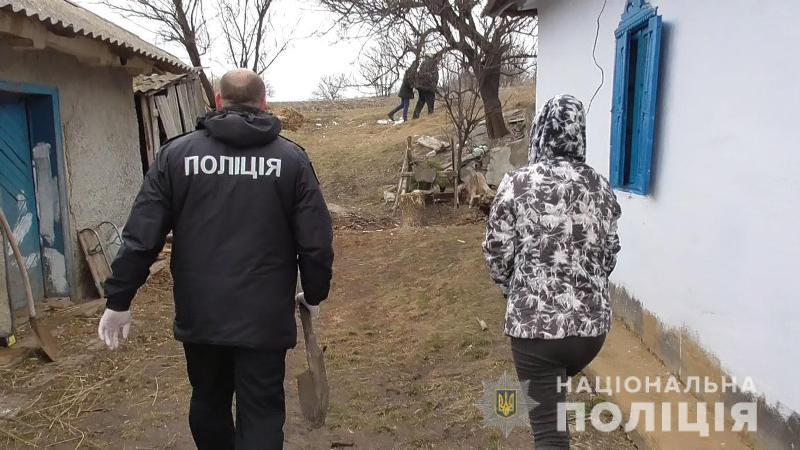 Закопала живьем: в Одесской области задержали мать, подозреваемую в убийстве своего новорожденного ребенка