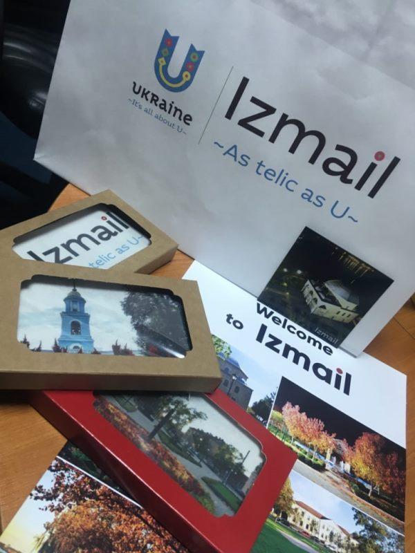 Измаил представили на международной туристической выставке в Киеве