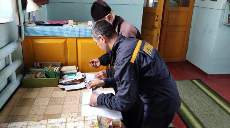 Спасатели Белгород-Днестровского проверяют храмы района перед пасхальными праздниками