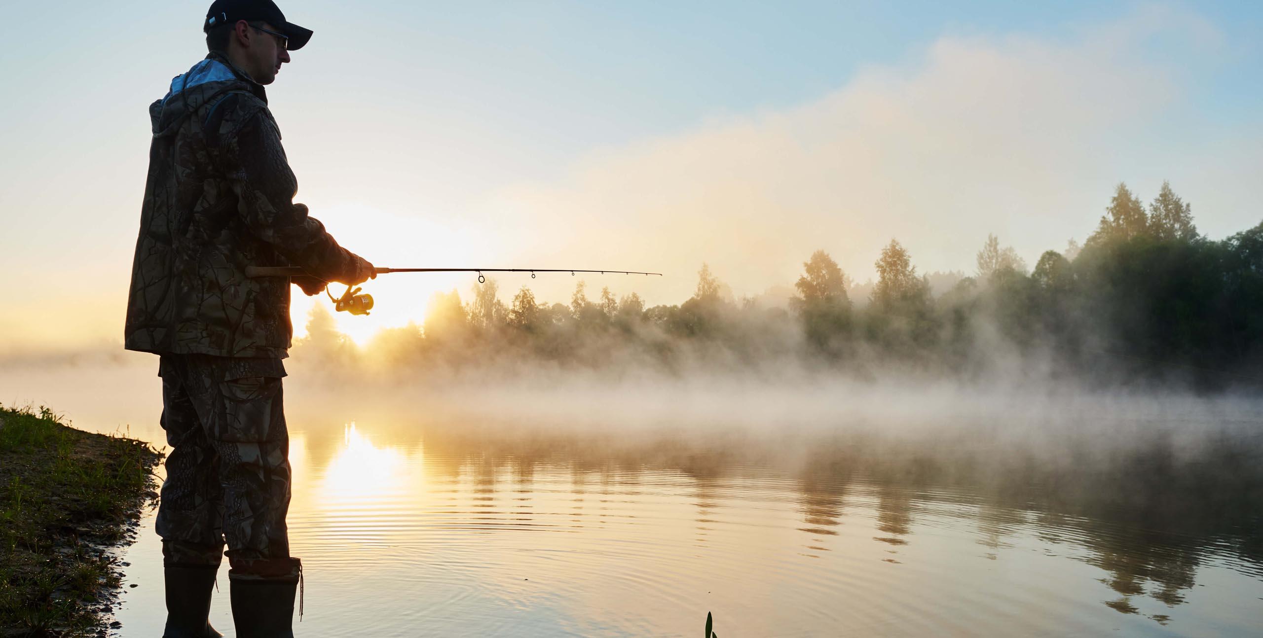 Рыбалка в нерест: список мест, где это разрешено | Бессарабия ...