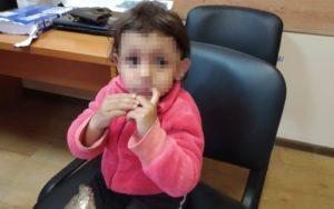 Белгород-Днестровские пограничники задержали молдаванина, незаконно пересекавшего границу  с 2-х летним ребенком