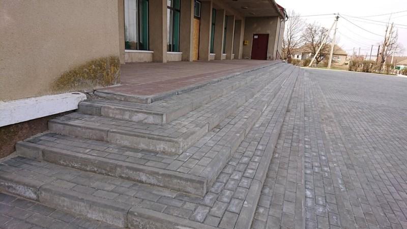 Болградский р-н: в Васильевке ремонтируют сельский ДК, в котором находится Центр болгарской культуры