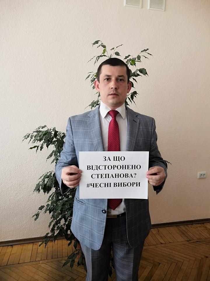Педагоги, медики, чиновники и депутаты против: отстранение Максима Степанова вызвало резонанс среди жителей Одесчины